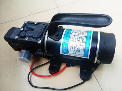 120 watt high pressure pump