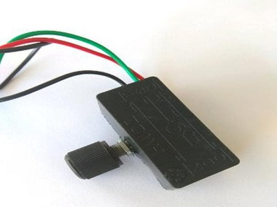 12v Motor Speed Controller
