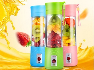 Portable Rechargeable Smoothie Blender
